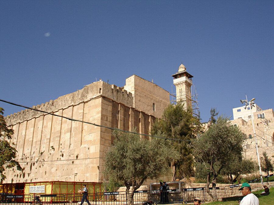 El Halil'deki İbrahimi Camii.