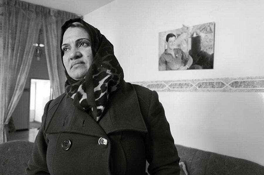 Arafat Baya'nın eşi Hala.