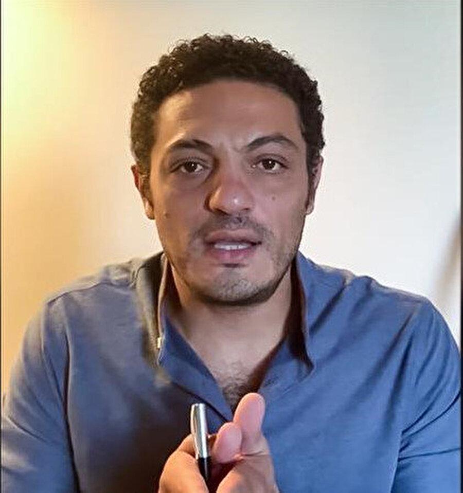 İspanya'da yaşayan Mısırlı iş adamı Muhammed Ali.