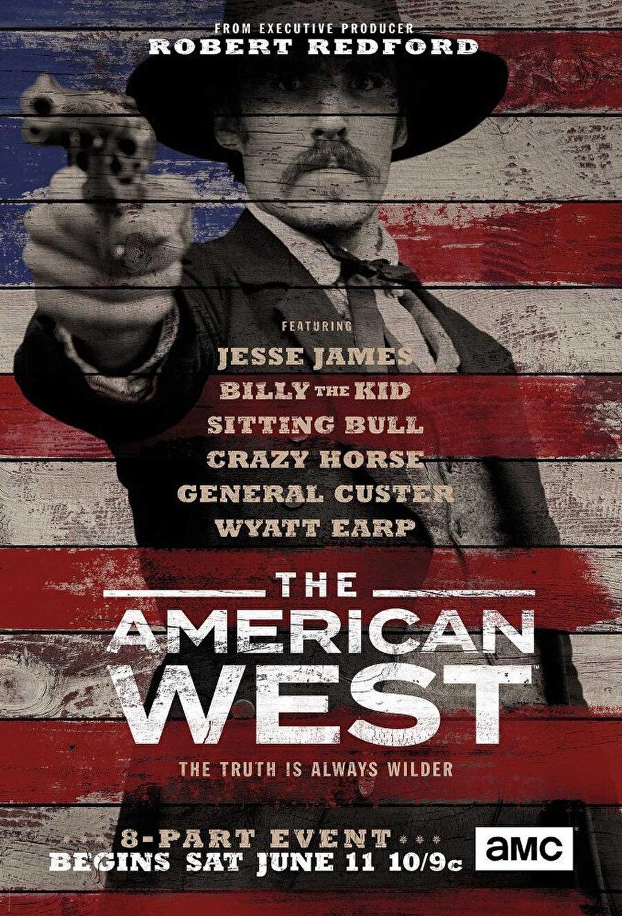 The American West üstüne yazılmış Türkçe değerlendirme yazısı bulmak (buna dizi ve film gündeminin fazlasıyla yer bulduğu Ekşi Sözlük de dâhil) imkânsıza yakın.