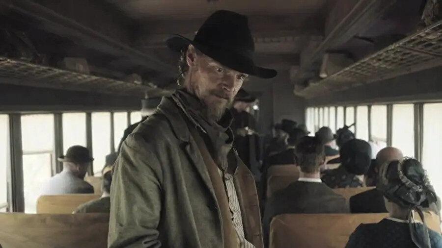 Jesse James (David H. Stevens)