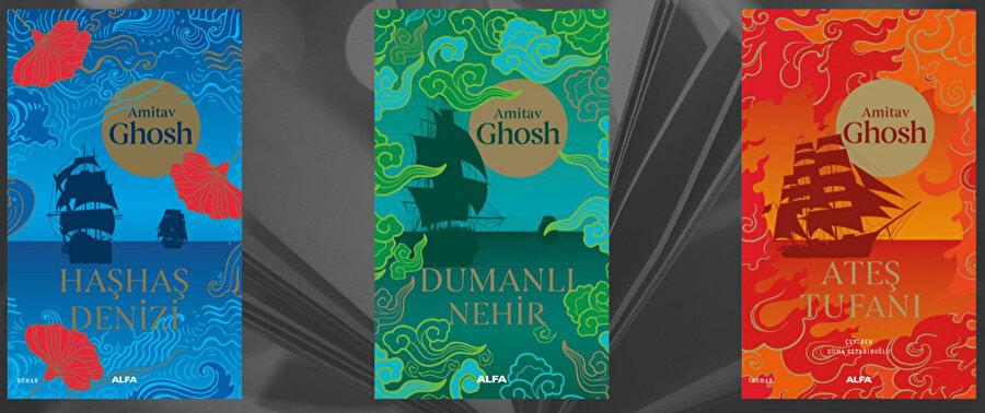 """Amitav Gosh'un İbis Üçlemesi ile """"ses verdiği"""" hakikat, ruhu merkantilist iken, bir ülkenin liberal gözükebileceğidir. Bu hakikat kavranamazsa emperyalizm ile serbest ticaretin bir yazının başlığında nasıl bir araya gelebildiği de anlaşılamaz."""