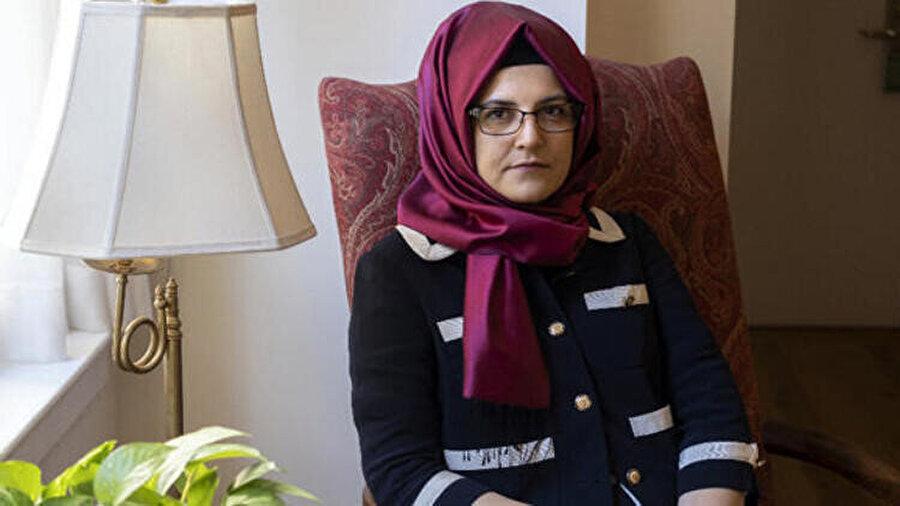 Cemal Kaşıkçı'nın nişanlısı Hatice Cengiz, Suudi mahkemesinin aldığı kararı 'adaletsiz ve geçersiz' olarak niteledi.
