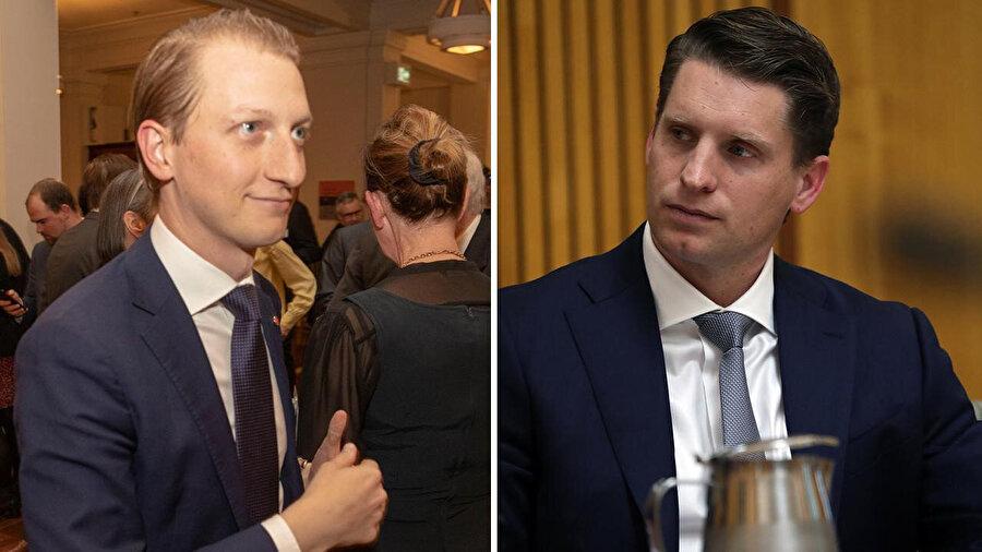 Avustralyalı iki politikacı Andrew Hastie ve James Paterson Çin zulmünü eleştirmişti...
