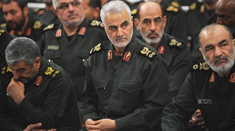 İran Devrim Muhafızları Ordusu'na bağlı Kudüs Gücü Komutanıydı
