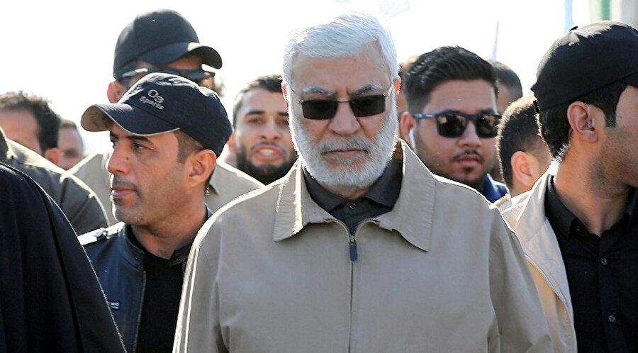 Şii milis gücü Haşdi Şabi Başkan Yardımcısı Ebu Mehdi el-Mühendis
