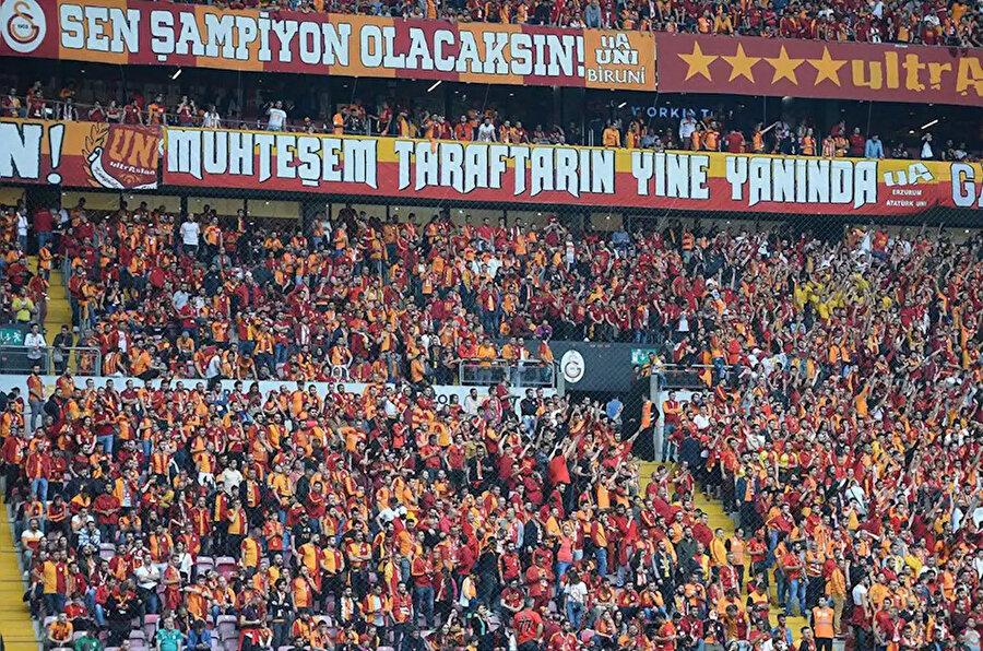1 milyon 55 bin kart sayısıyla Galatasaray birinci sırada bulunuyor.