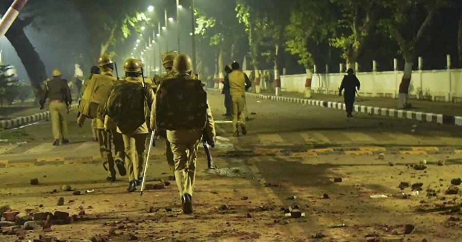 Hindistan polisi. (arşiv)