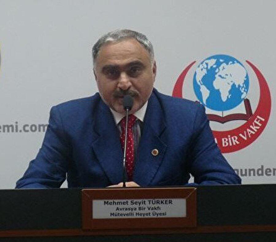 Mehmet Seyit Türker