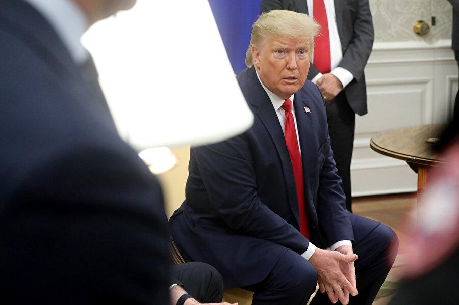 Donald Trump, detaylı bir açıklama yapacağını ifade etti.