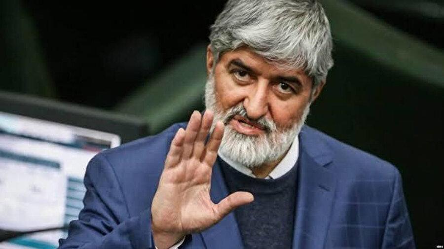 İran Meclisi Tahran Milletvekili Ali Mutahhari.
