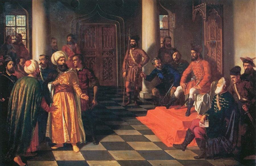 Dracula ve Osmanlı elçileri