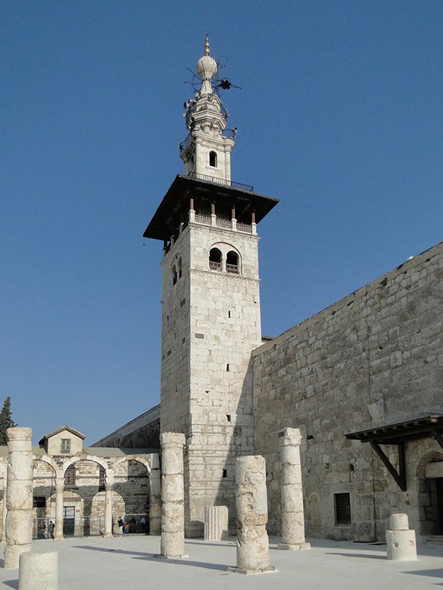 Gelin minaresi.