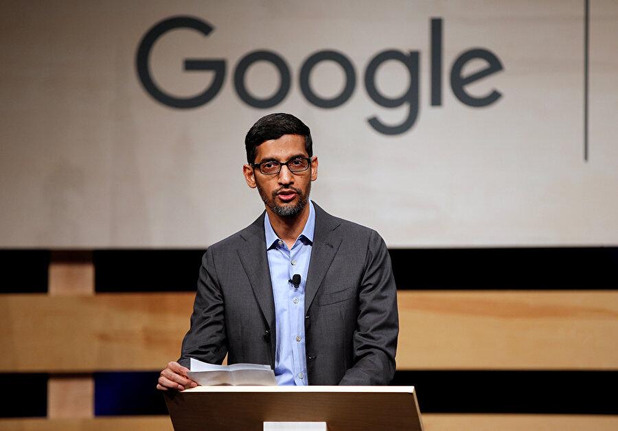 Google CEO'su Sundar Pichai'nin bu başarı sonrası ödüllendirilmesi bekleniyor.