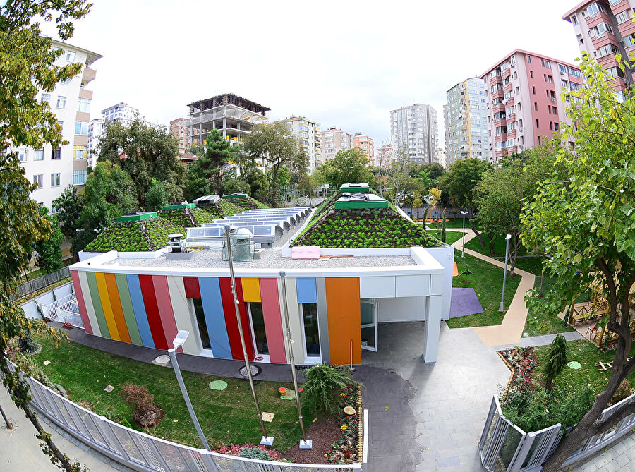 Şehir kompleks ve katmanlı bir yapıdır. İnce ince örülmeyi ve dikkatli hareket etmeyi gerektirir.