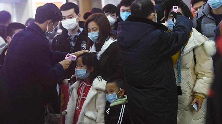 Virüse karşı tarama yapılırken