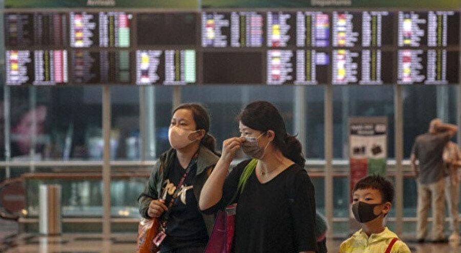 Çin'de havalimanı