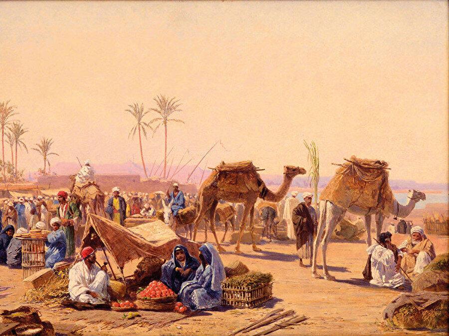 Mısırlı Bedeviler.