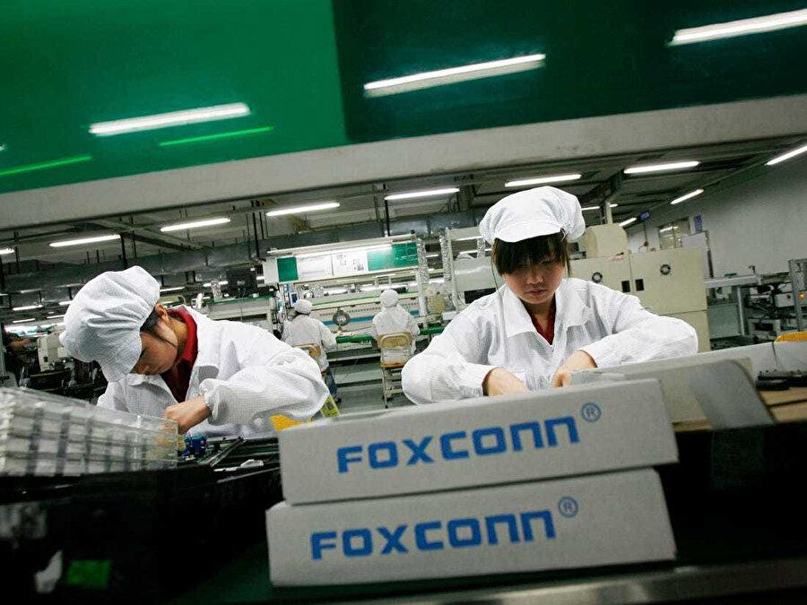 Foxconn, Çin'deki üretim dursa dahi diğer bölgelerden takviye yapılacağını belirtiyor.