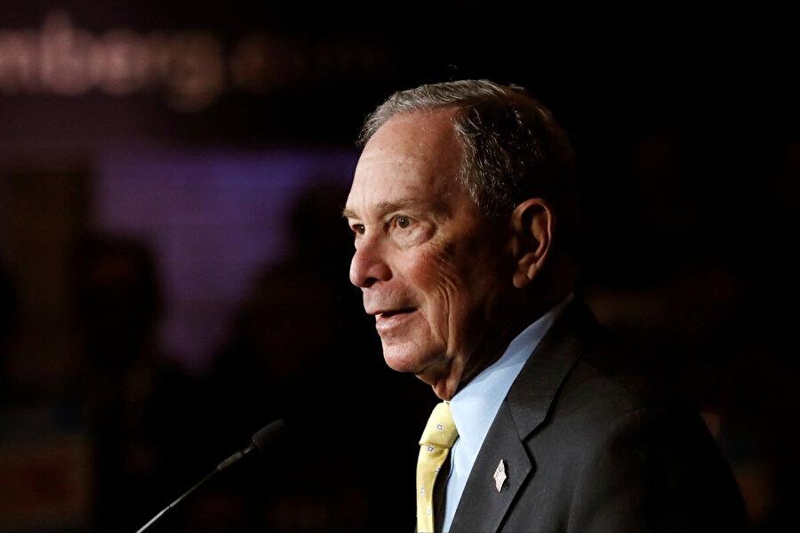 Demokratların milyarder adayı Michael Bloomberg