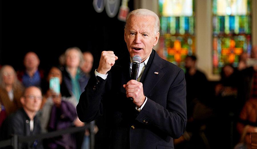 Joe Biden, New Hampshire yarışını yüzde 8,4 oy alarak ancak 5. sırada tamamlayabildi