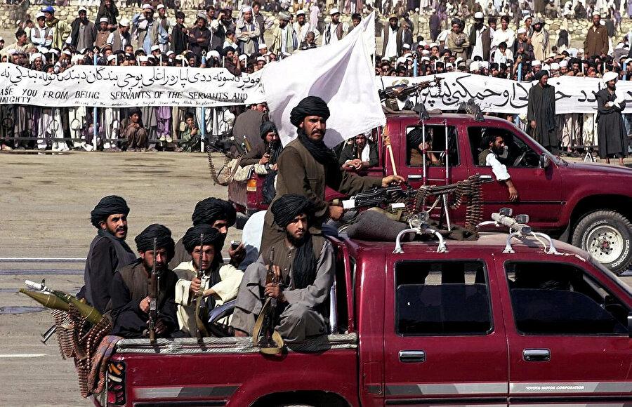 Taliban'ın başkent Kabil'e girişi, 26 Eylül 1996