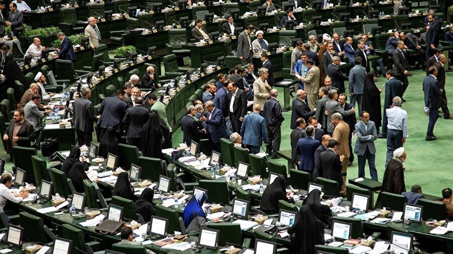 İran İslamî Şûra Meclisi.