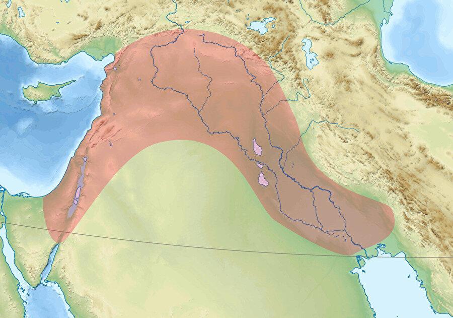 İran'ın, Irak ve Orta Doğu ülkelerini işgal dizisi.