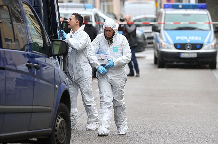 Saldırı sonrası adli birimler geniş çaplı soruşturma başlattı