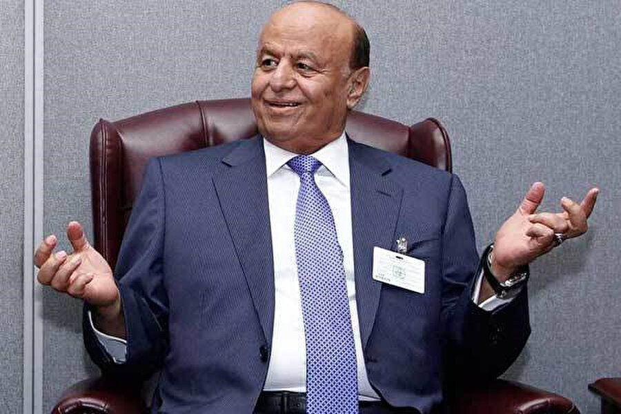 Husiler, Cumhurbaşkanı Mansur Hadi'yi darbe yapmışlardı...