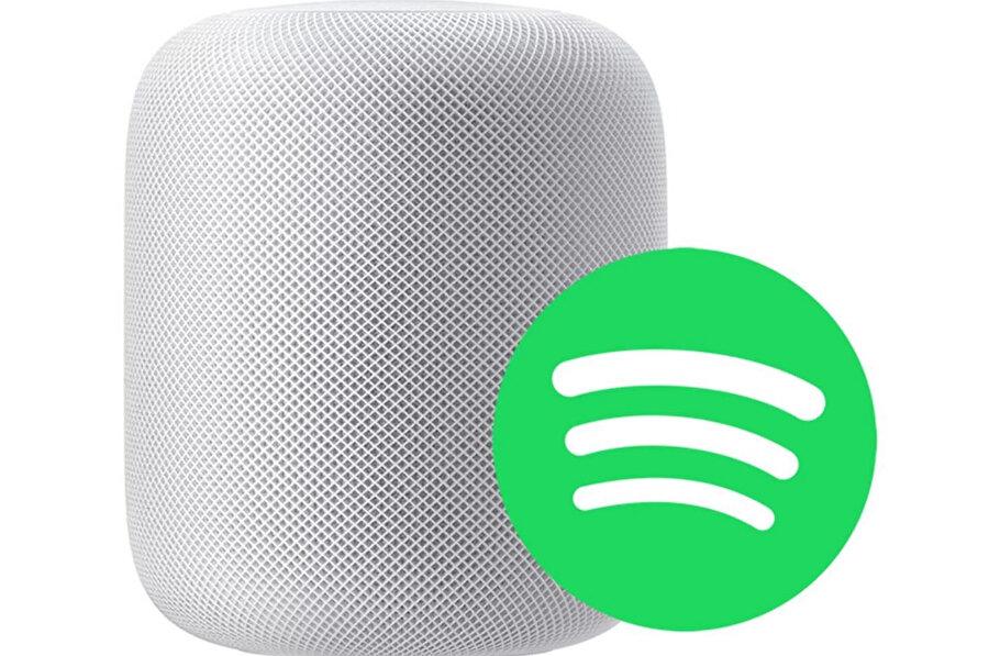 Bu karar alınırsa HomePod'larda da varsayılan müzik akışı için Spotify seçimine izin verilebilir.