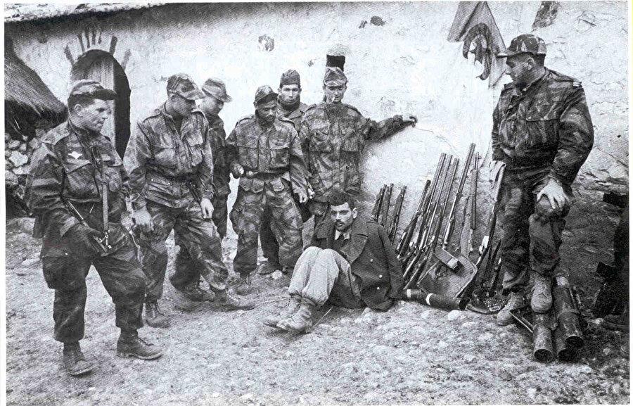 Fransızların 8 Mayıs 1945'te gerçekleştirdiği Setif ve Guelma katliamı.