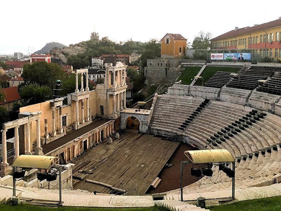 Filibe şehri Osmanlı Devleti'nin Balkanlarda önem verdiği yerleşim yerlerinden biridir.