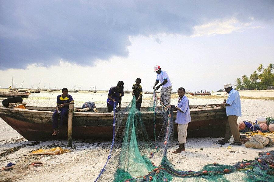 Bir masal diyarı: Zanzibar