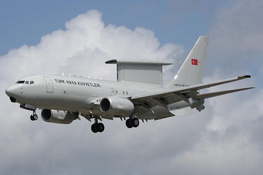 E-7T Havadan İhbar ve Kontrol Uçağı (HİK)