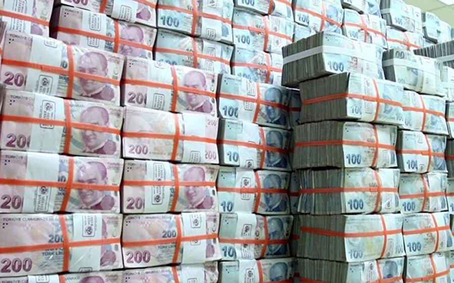 Söz konusu milyonerlerin toplam mevduatı 1 trilyon 244 milyar 226 milyon lira.