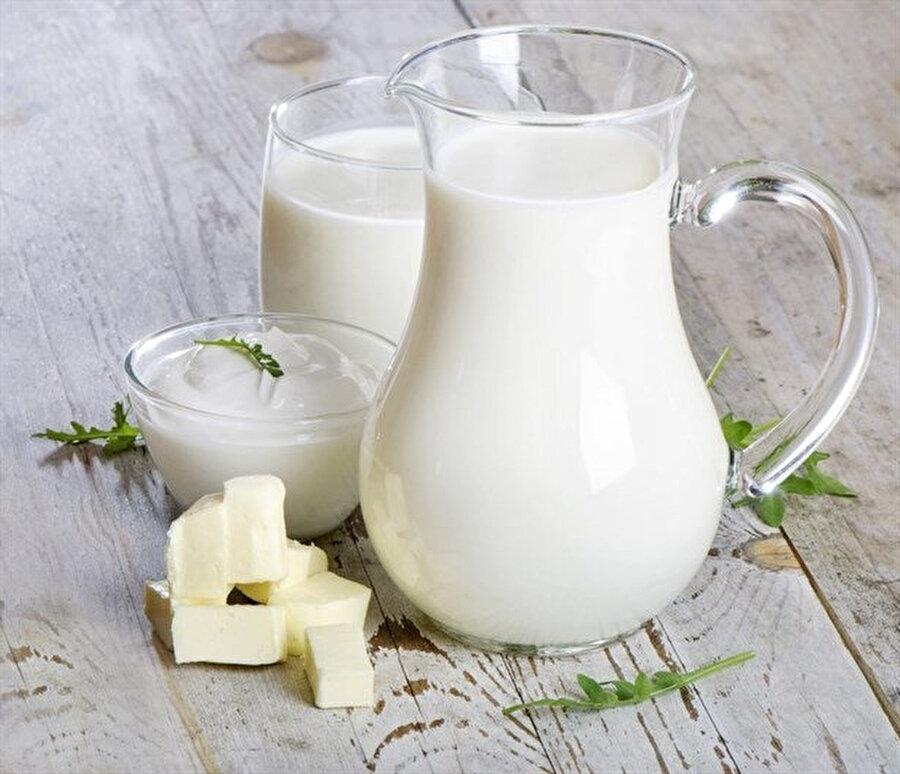Süt için ideal kaynatma süresi 6 ile 10 dk arasındadır