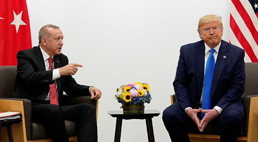 ABD'de, ABD'yi eleştirebilen 'Tek Lider' sayın Erdoğan...