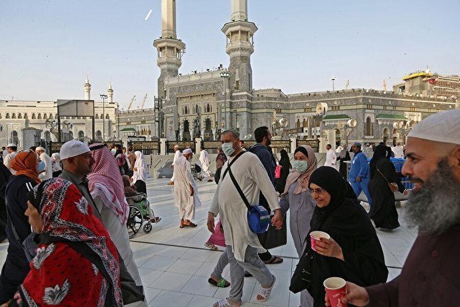 Suudi Arabistan'da ülke içindeki diğer kutsal mekan ziyaretleri için herhangi bir kısıtlama bulunmuyor.