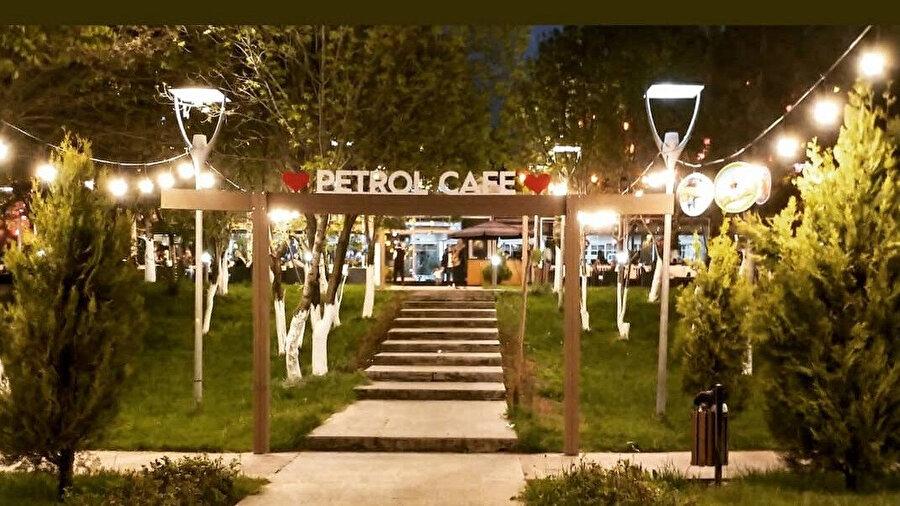 Petrol Cafe Web Sitesi