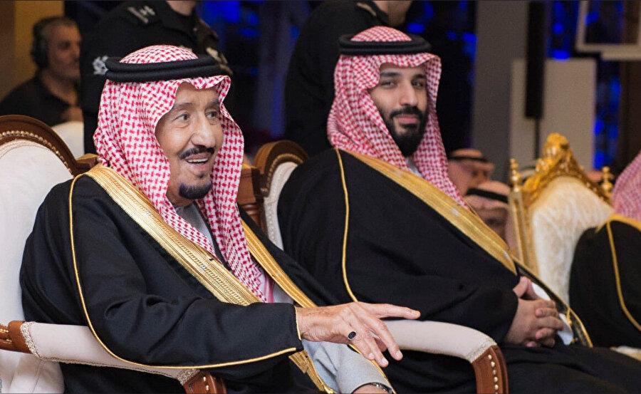 MBS'nin babası Kral Selman'ı tahtan çekilmeye zorlayacağı iddia ediliyor.
