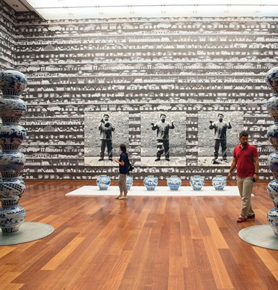 Ai Weiwei'in Türkiye'de