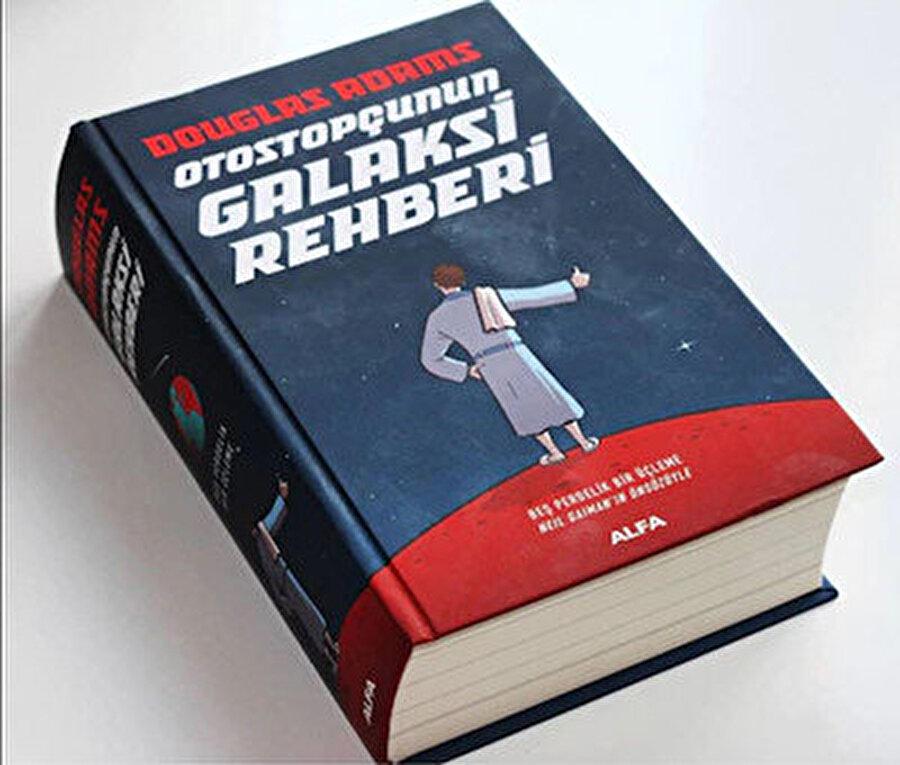 Otostopçunun Galaksi Rehberi (İngilizce: The Hitchhiker's Guide to the Galaxy), İngiliz yazar Douglas Adams tarafından yazılan bir mizah-bilim kurgu serisidir.