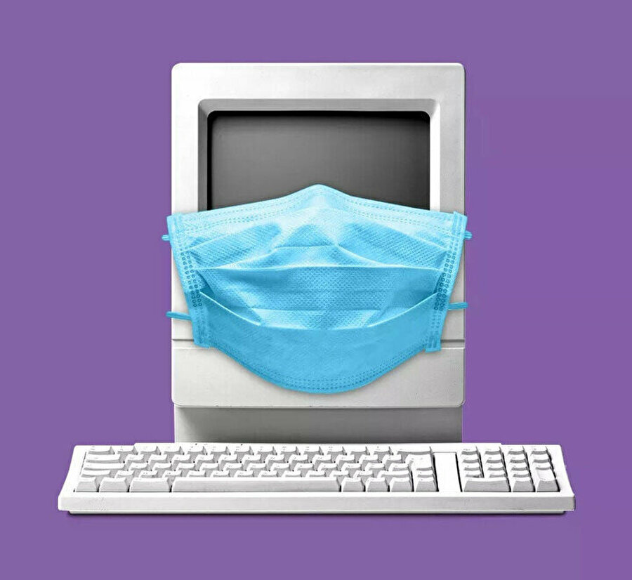 Koronavirüsün hızlı yayılmasını önlemek için birçok kurum özel tedbirler alıyor. Şirketlerin 'evden çalışma süreçleri' de bunlardan biri.