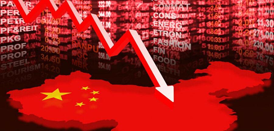 Koronavirüsle başlayan ekonomik düşüşün hasarı Çin'de daha da artacak