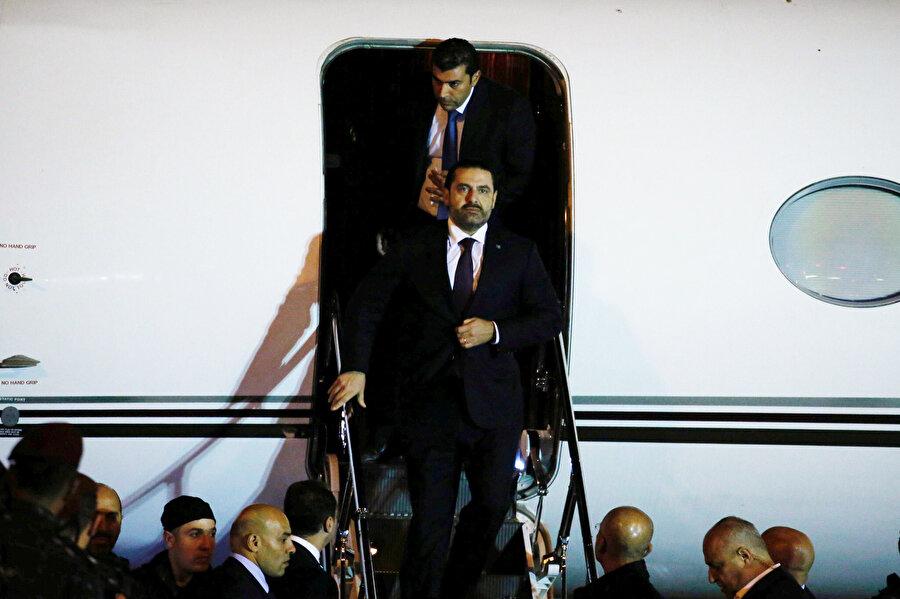 Lübnan Başbakanı Saad Hariri'nin istifa açıklaması Suudi Arabistan kanallarından canlı verilmişti.