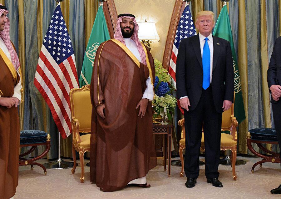 Trump, Kaşıkçı cinayetine rağmen Suudi Arabistan ile ittifakın devam edeceğini açıklamıştı.