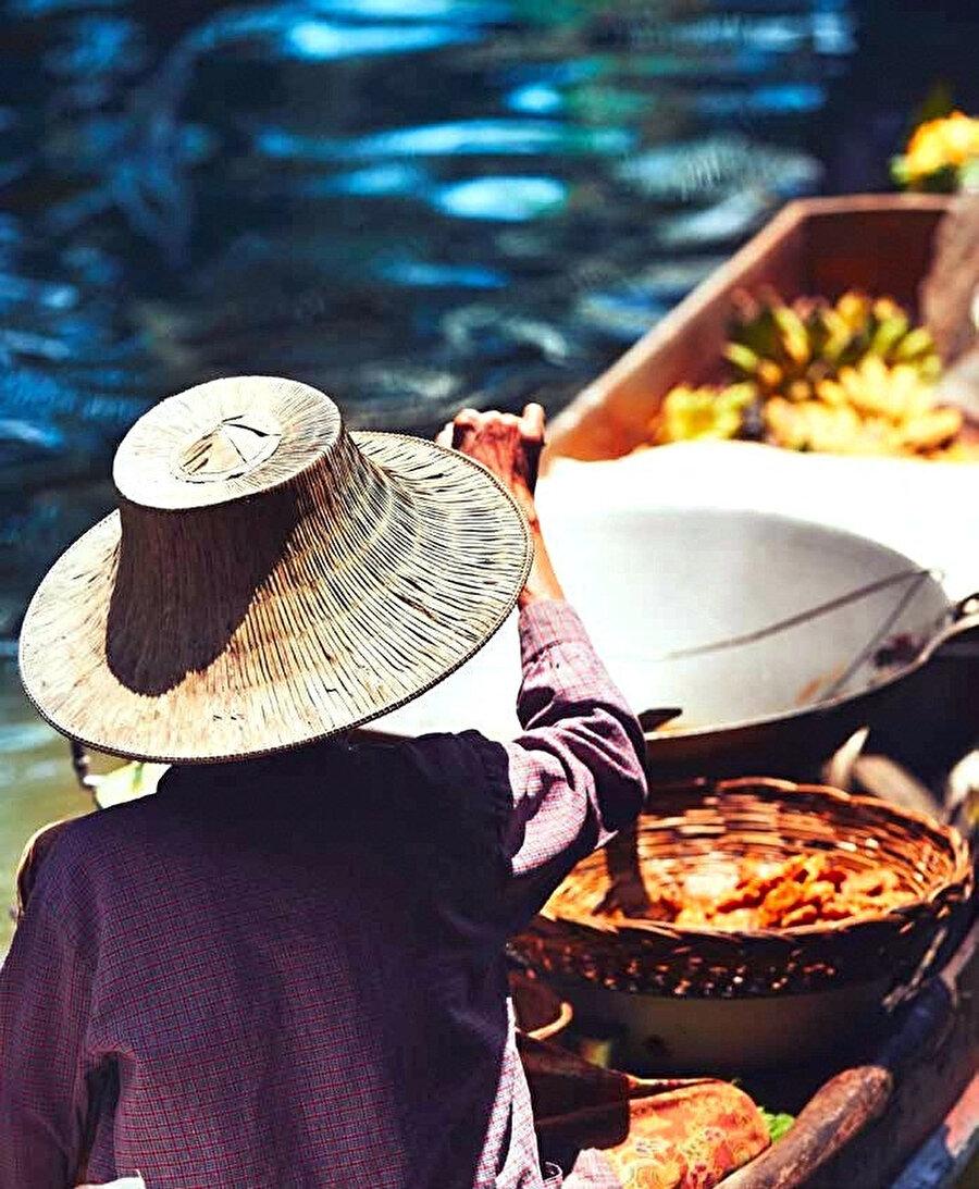 Bangkok, 1782'de Kral I. Rama tarafından kurulmuştur.