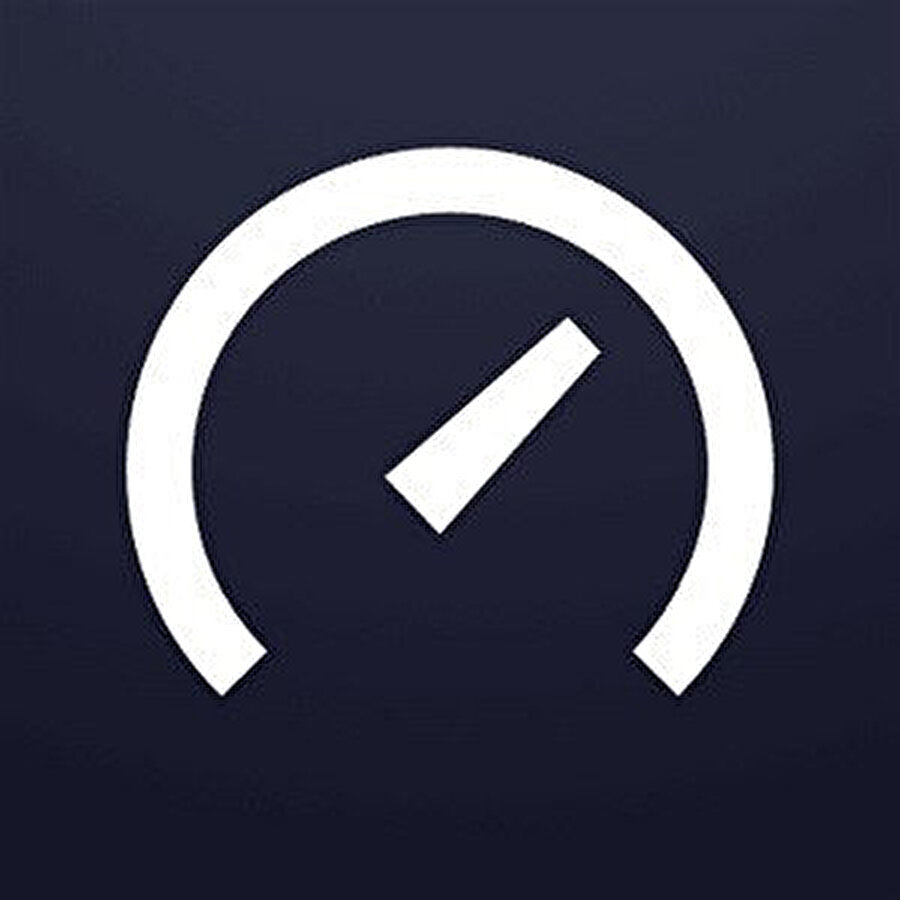 İnternet hızını SpeedTest.net adresinden ölçebilirsiniz.