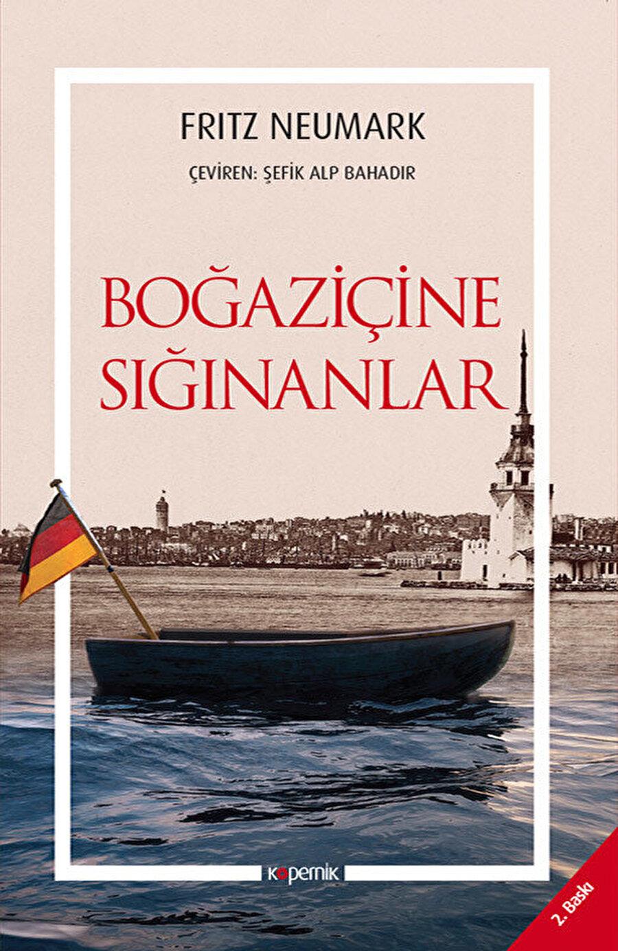 Boğaziçine Sığınanlar Hitler Almanya'sından kaçıp Türkiye'ye sığınan ve Türkiye'nin inşasına katkı sağlayan bilim adamı, sanatçı ve politikacıların ilginç ve ibretlik anıları anlatıyor.